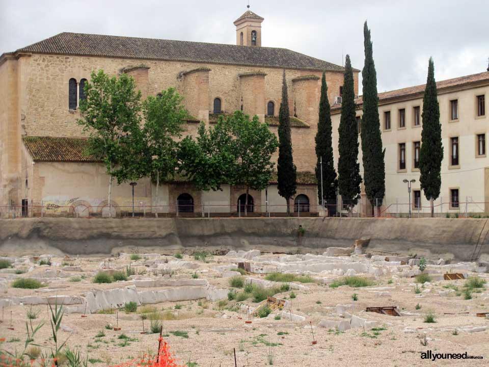 San Esteban Garden in Murcia