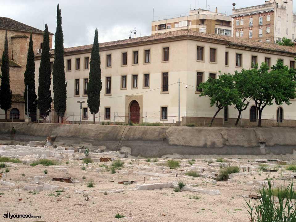 Jardín de San Esteban en Murcia