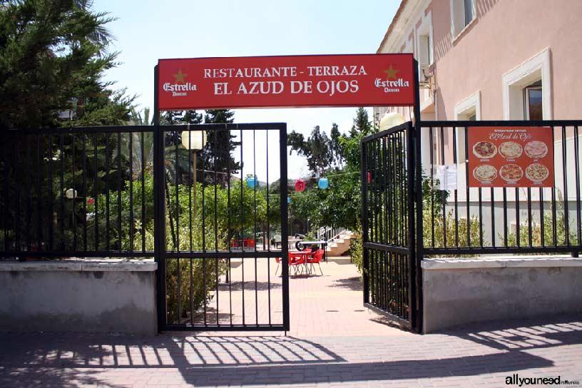 Restaurante El Azud de Ojós