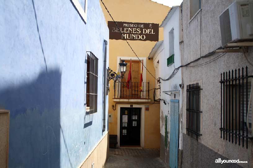 Museo de Belenes del Mundo. Ojós