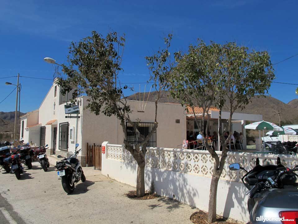 Ruta Calas el Bolete Grande, Boletes y Aguilar. Bar Campillo