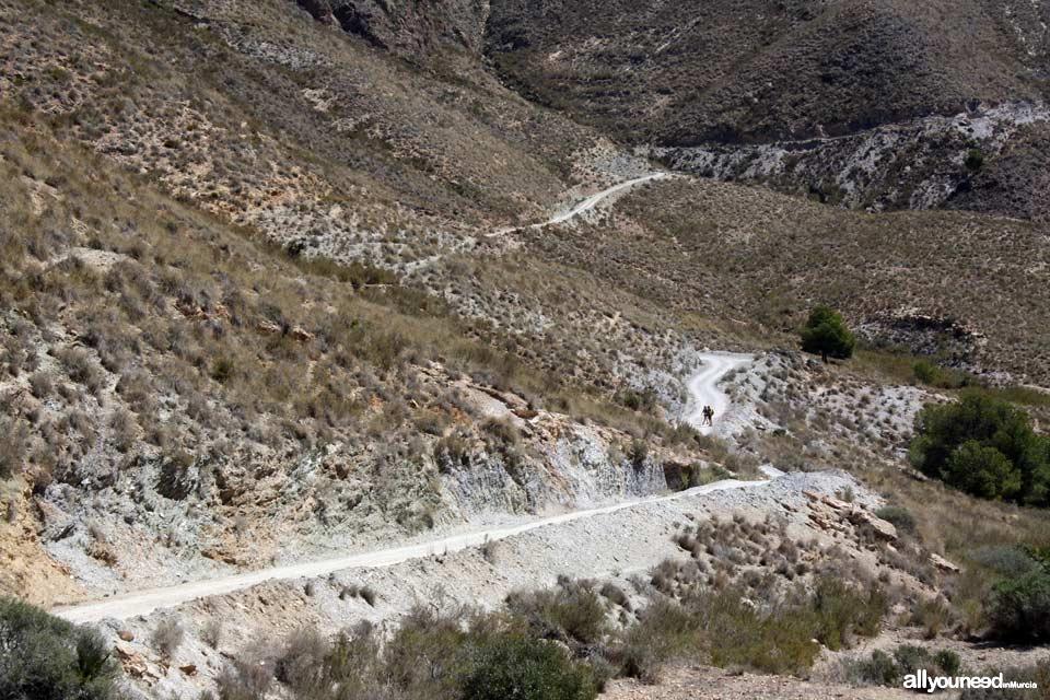 Ruta Calas el Bolete Grande, Boletes y Aguilar. Hacia Cala el Bolete