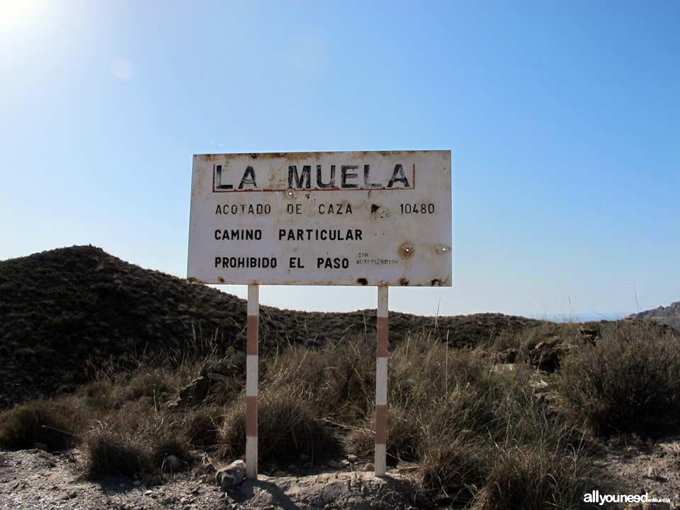 Ruta Calas el Bolete Grande, Boletes y Aguilar. Cartel