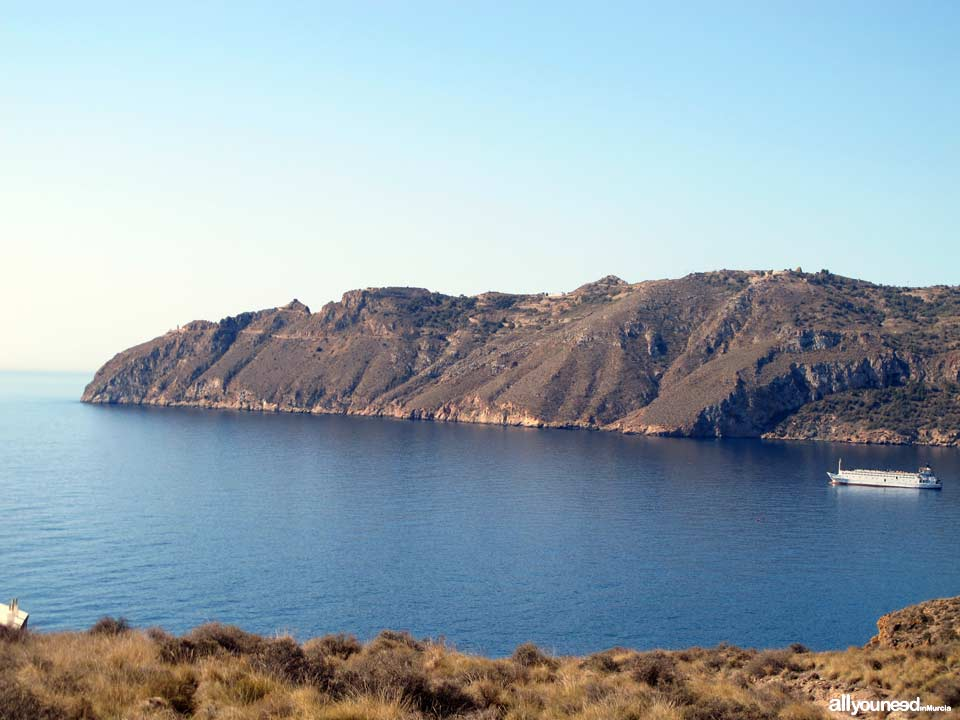 Playas por Cabo Tiñoso
