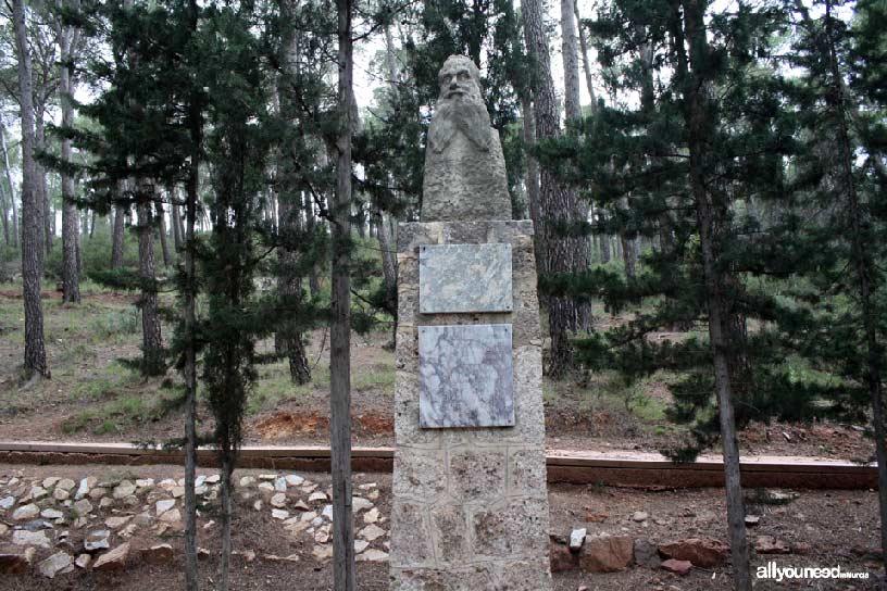 Parque Regional de Sierra Espuña. Ricardo Codorníu Stárico
