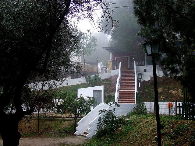 Restaurante Nuevo Paraje Moriana en Sierra Espuña. Alhama de Murcia