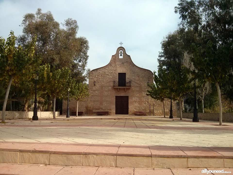 Virgen de los Remedios chapel