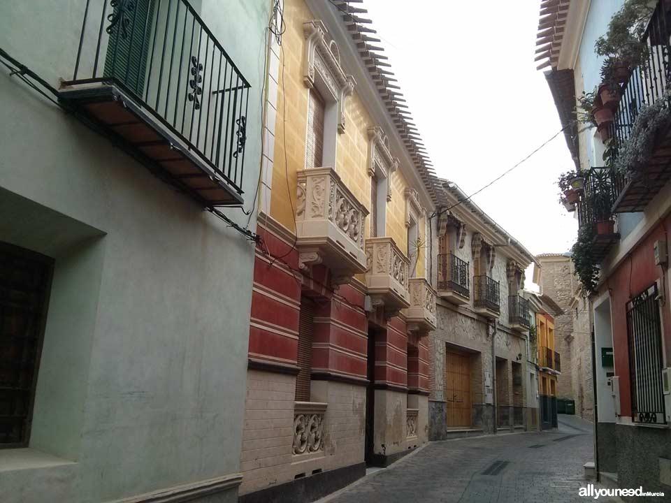 Balsa street