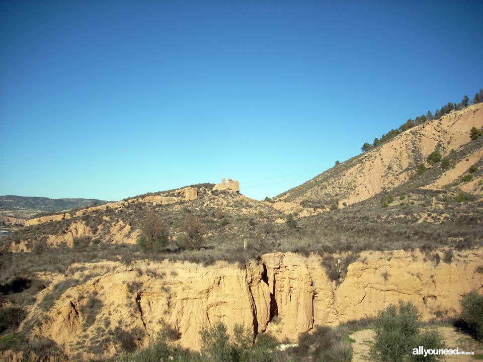 Castillo de las Paleras. Poblado de la Mota. Pliego