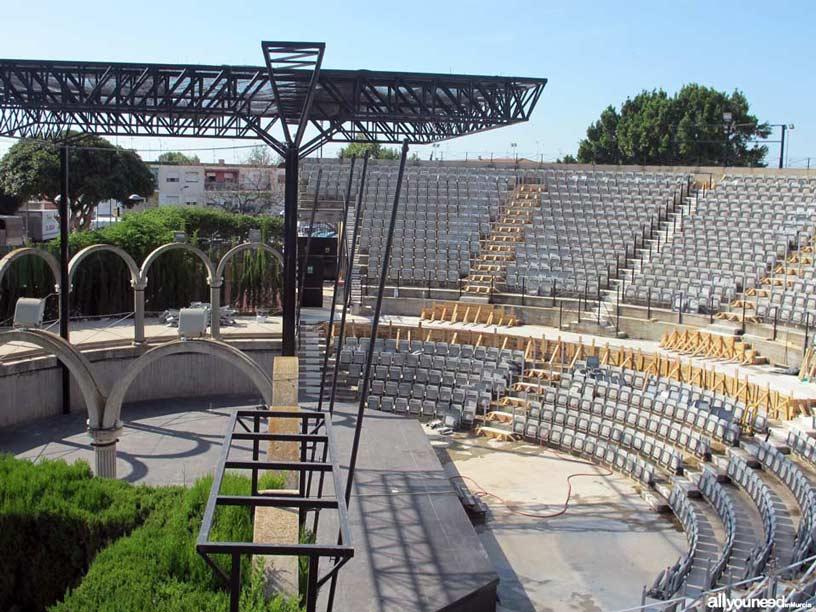 Auditorio Parque Almansa
