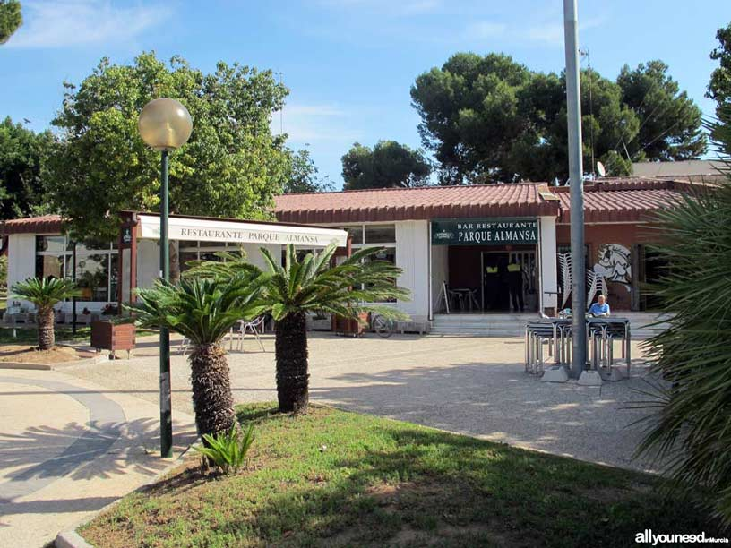 Parque Almansa en San Javier
