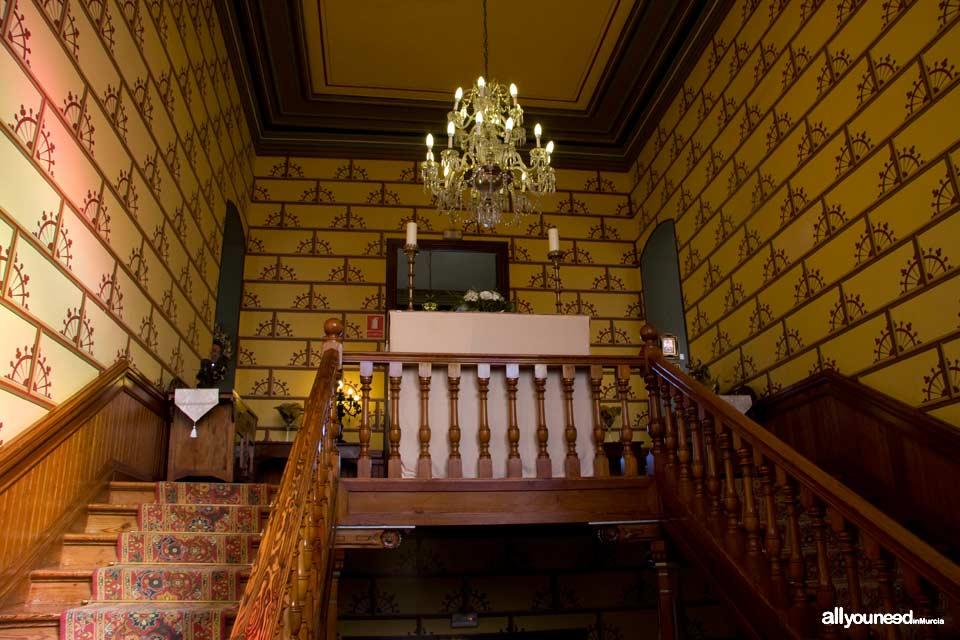 Restaurante La Casa del Reloj en San Pedro del Pinatar