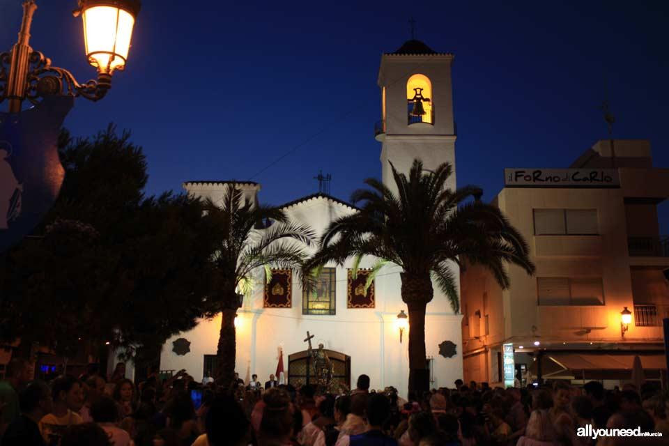 Iglesia de San Pedro Apóstol en San Pedro del Pinatar