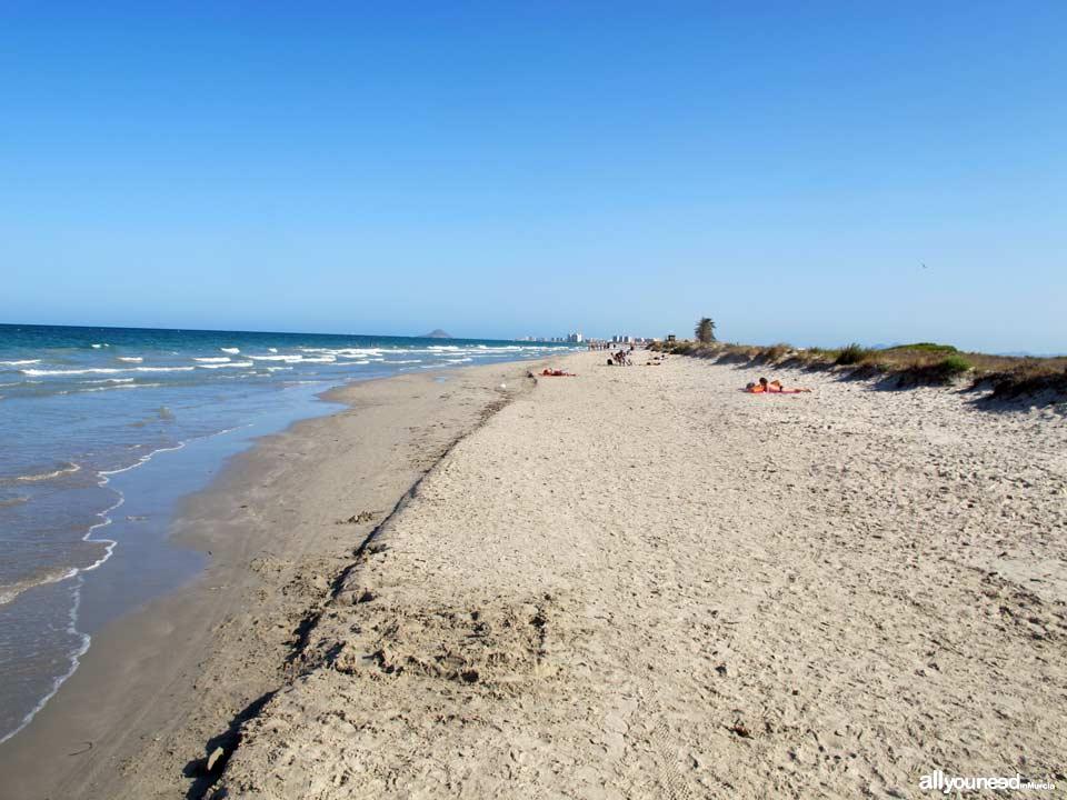 Playas de la LLana. San Pedro del Pinatar - Playas de Murcia