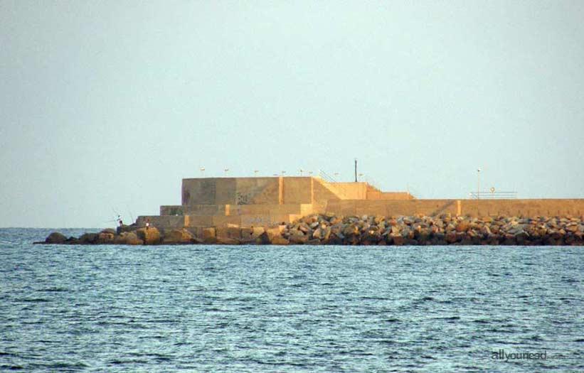 Puerto deportivo Marina de las Salinas de San Pedro del Pinatar