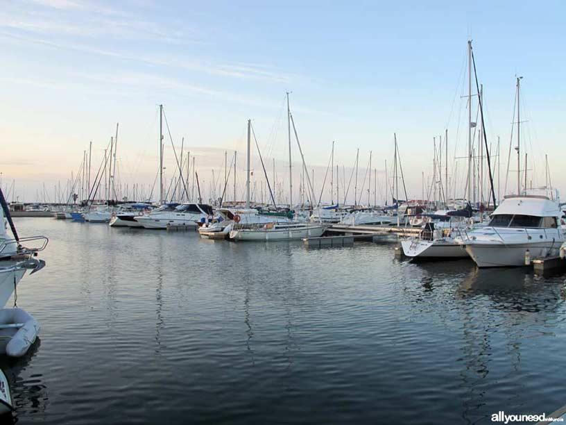 Puerto deportivo San Pedro del Pinatar