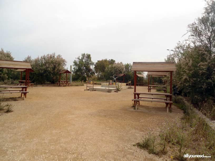 """Centro de Visitantes """"Las Salinas"""" en San Pedro del Pinatar"""