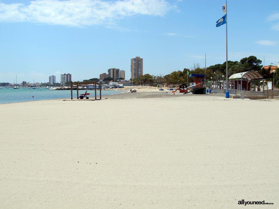 Playa del Castillico