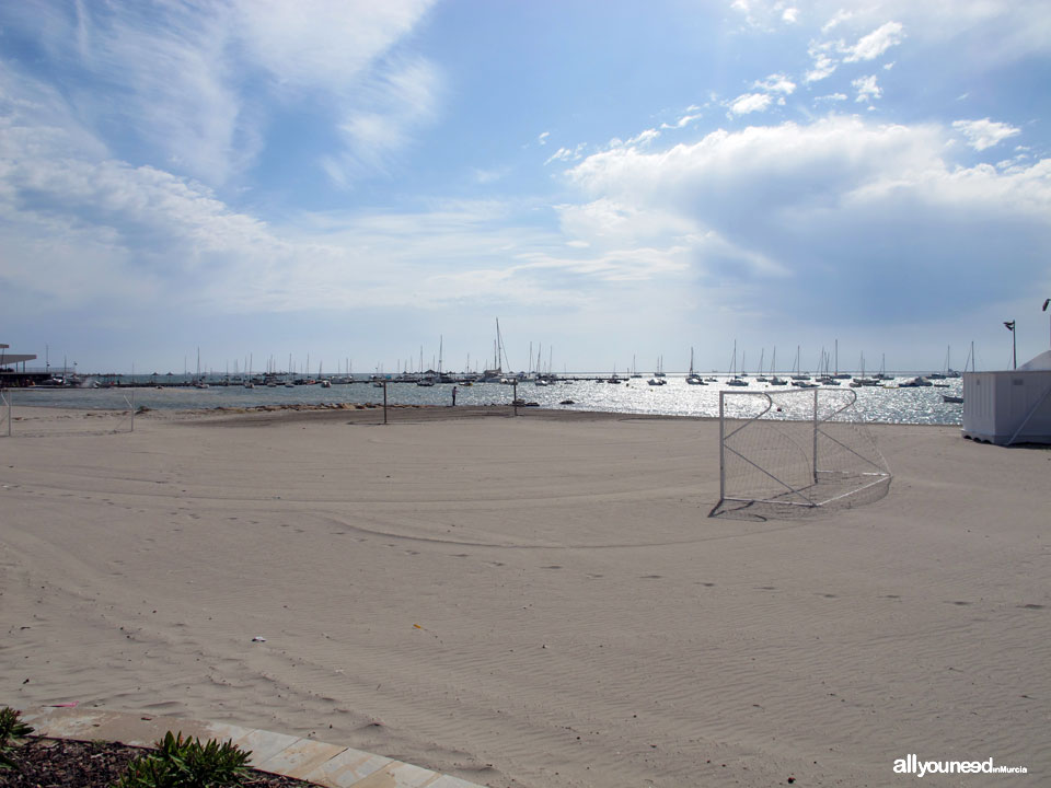 Playa de El Pescador
