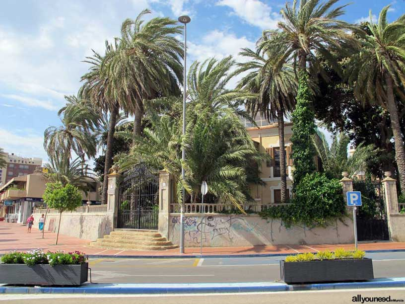 Avenida Sandoval-Explanada Barnuevo