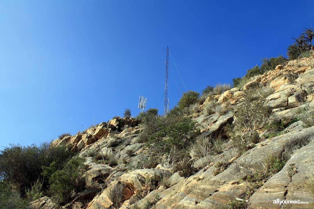 Subida al Cabezo Gordo. Torre Pacheco
