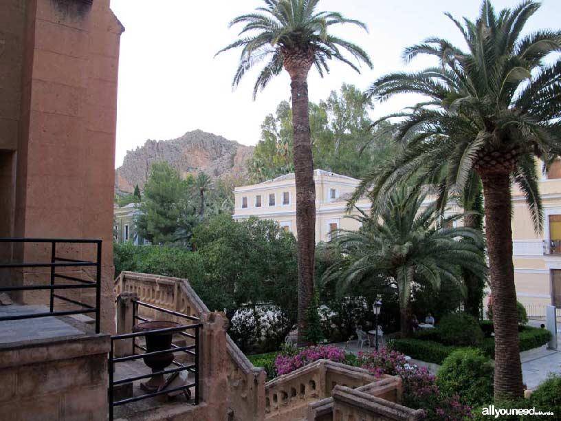 Valle de Ricote. Balneario de Archena
