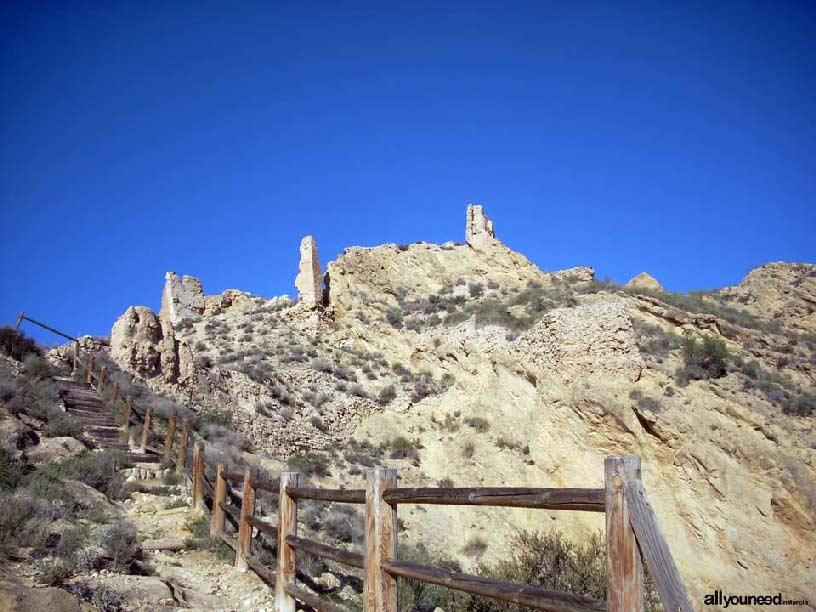 Valle de Ricote. Castillo de Ricote