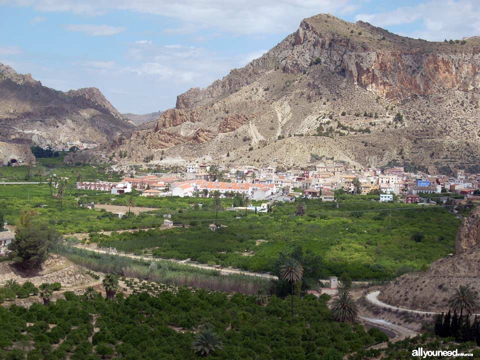 Unveiling landscapes in the Valley of Ricote. Ulea