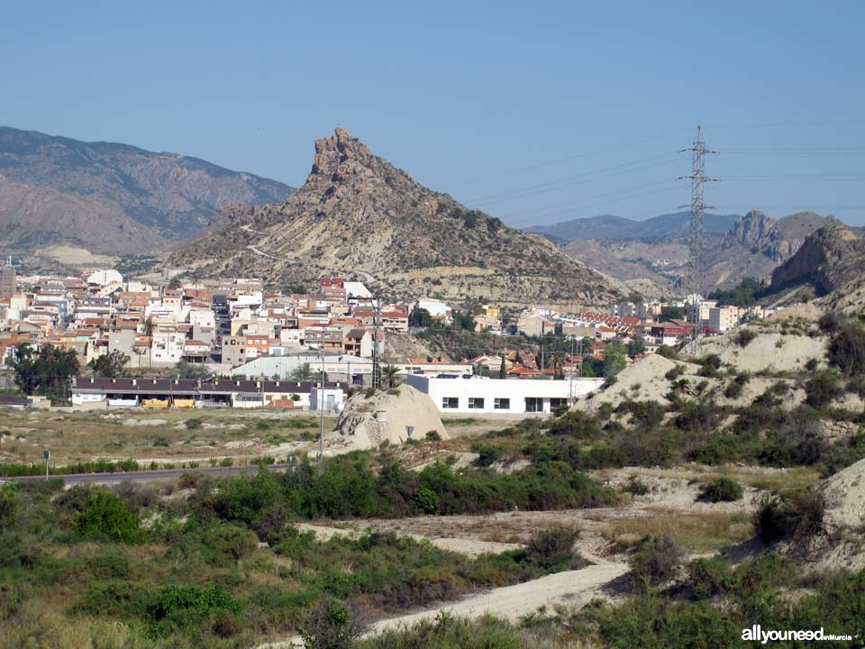 Unveiling landscapes in the Valley of Ricote. Archena