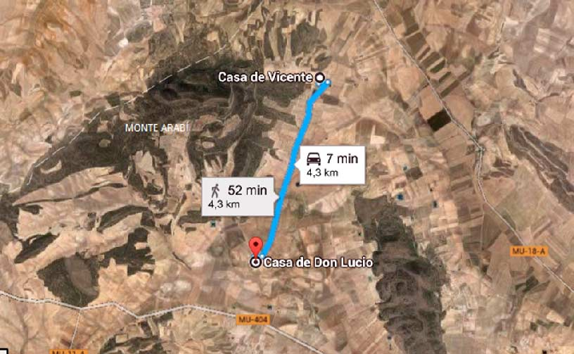 Monte Arabí. La montaña mágica de Yecla