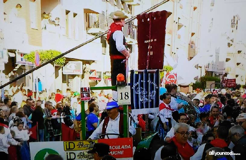 Fiestas de San Isidro Labrador en Yecla