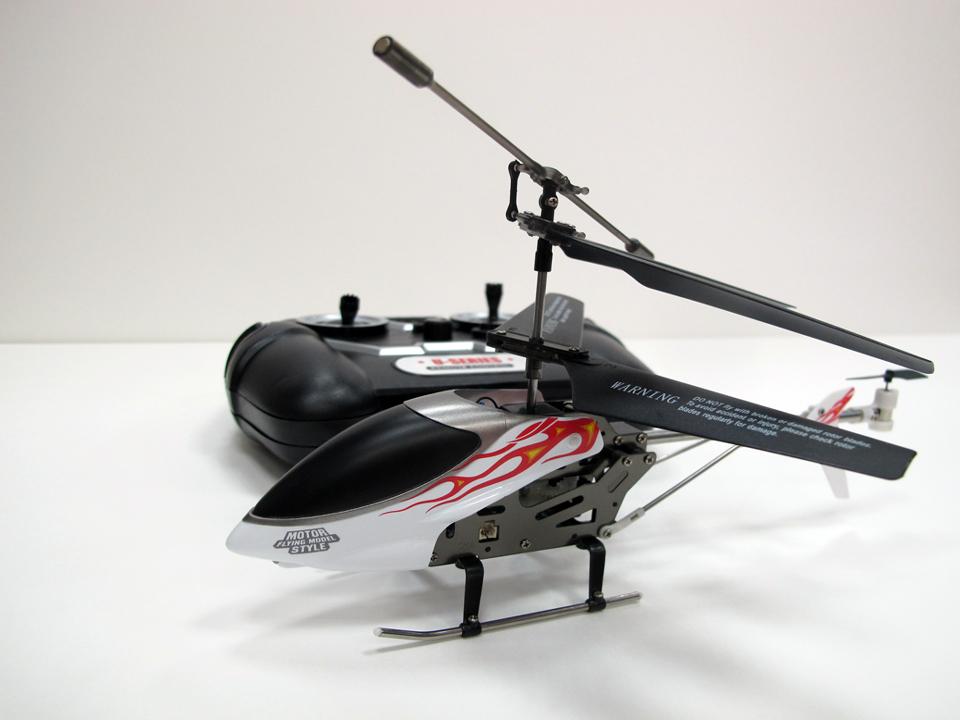 Helicoptero RC - Hooby Modelismo