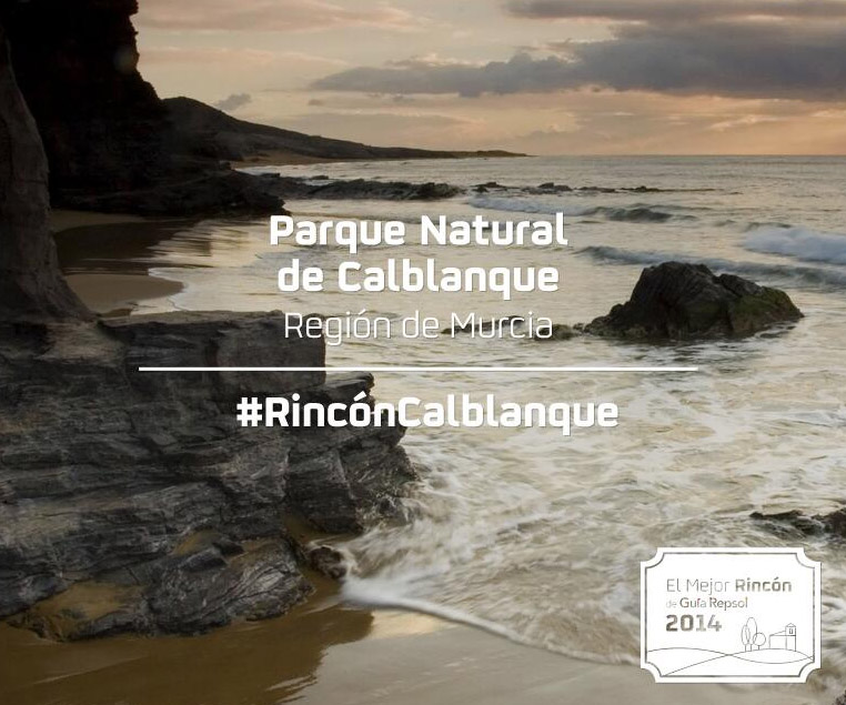 Vota el mejor rincón de España 2014 #RincónCalblanque