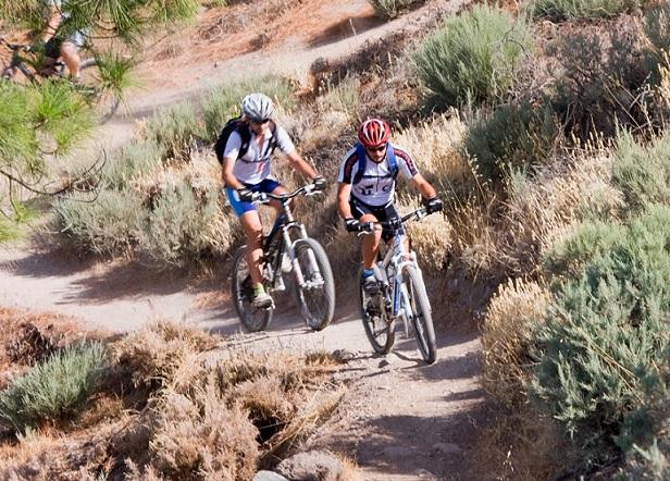 Cicloturismo y bicicleta de montaña