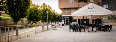 Mialdea Cafetería - Restaurante