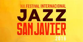XIX Festival de Jazz en San Javier 2016