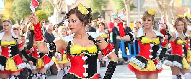 Cabezo de Torres Carnival