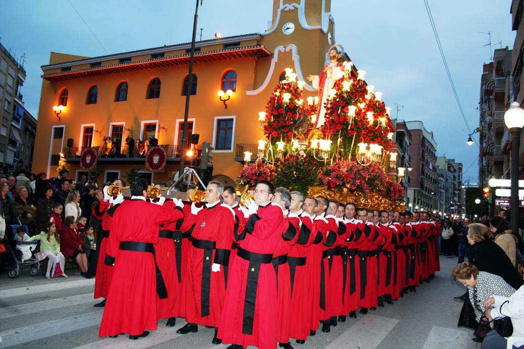 Semana Santa en Alcantarilla