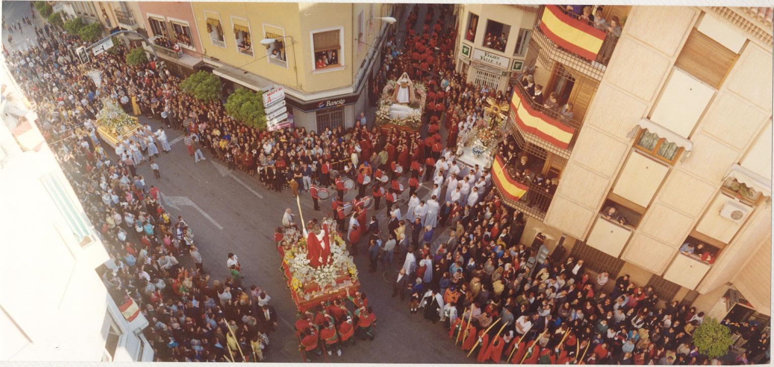 Holy Week in Archena