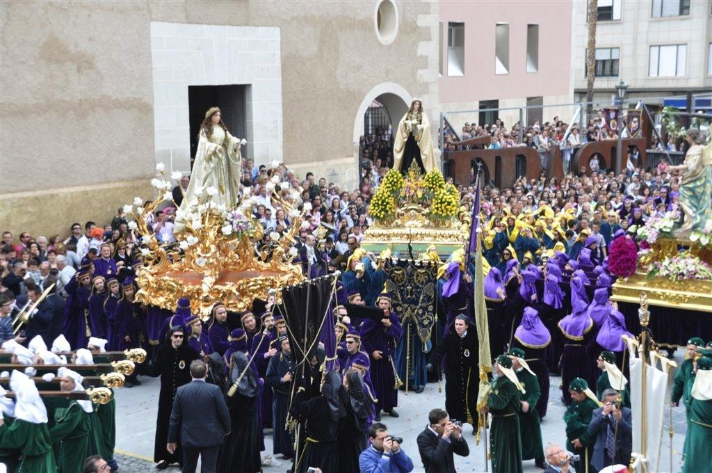 Holy Week in Cieza