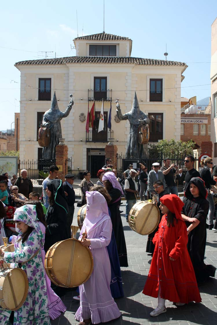 Holy Week in Moratalla