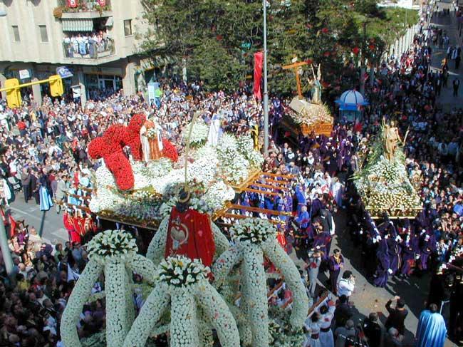 Holy Week in Alhama de Murcia