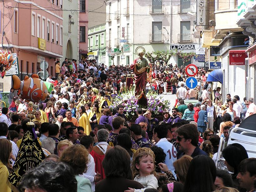 Holy Week in Calasparra
