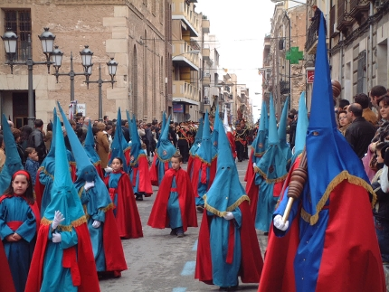 Holy Week in Yecla