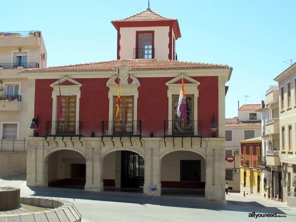 Ayuntamiento de abanilla - Casas en almansa ...