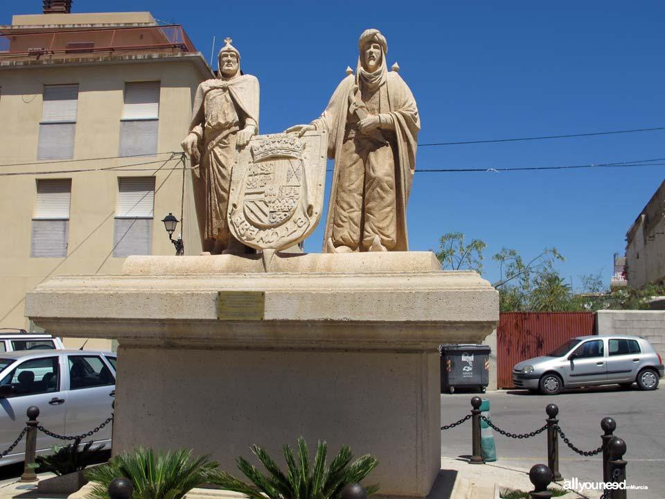 Monumento al Moro y al Cristiano