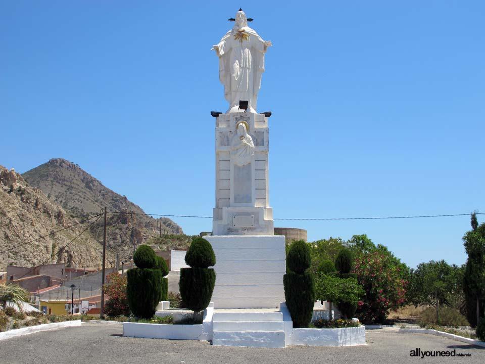 Monumento al Sagrado Corazón