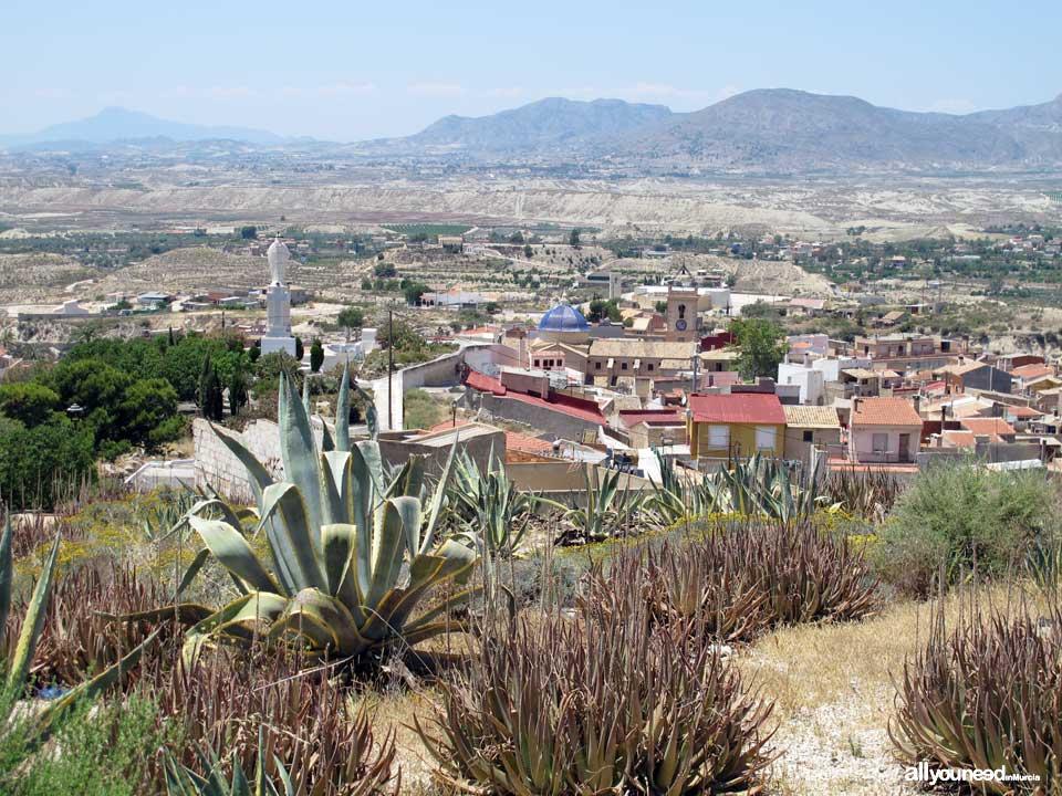 Panoramic Views of Abanilla