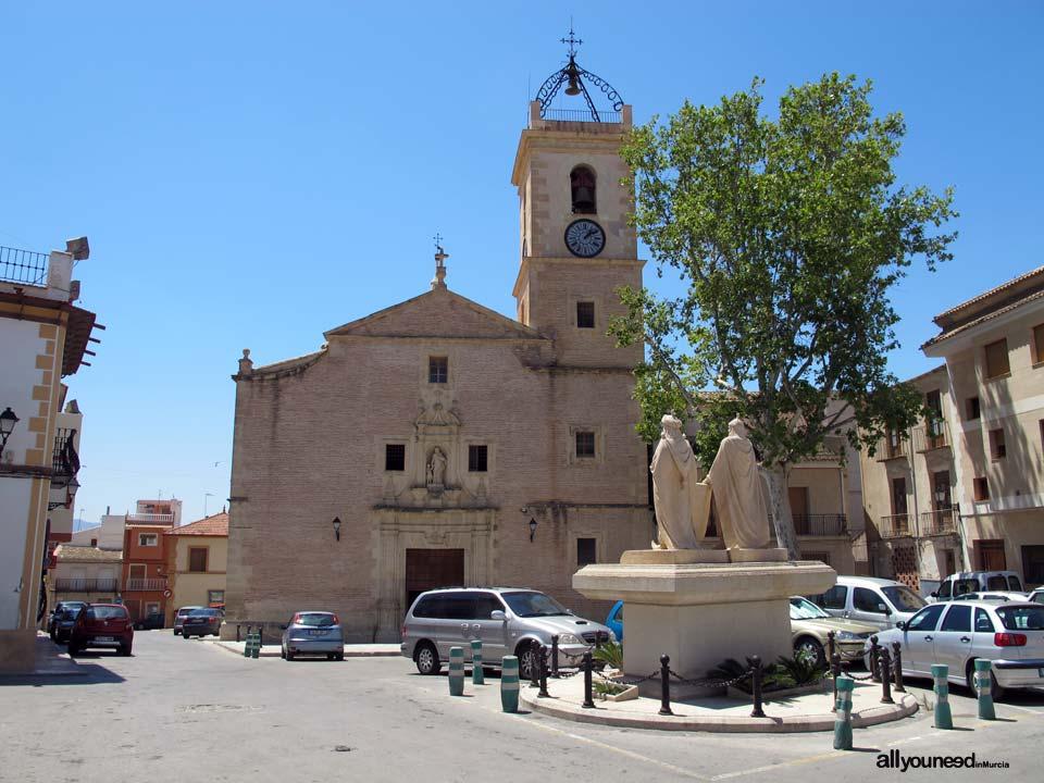 Plaza de la Purísima