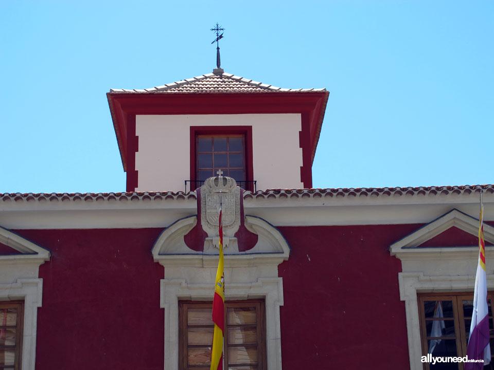 Abanilla Town Hall